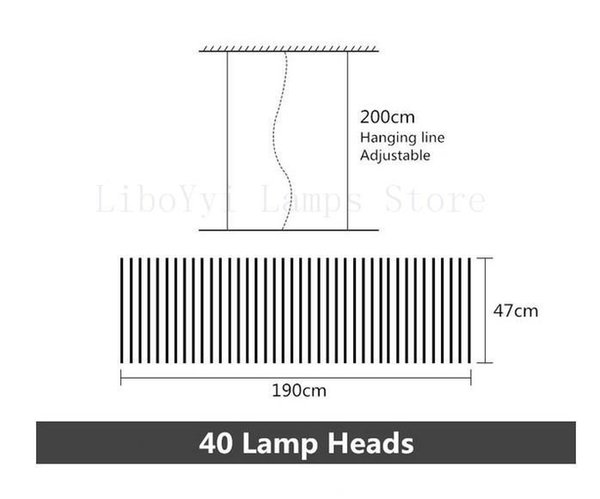 40 Lamp arm Black lamp body Dimming with