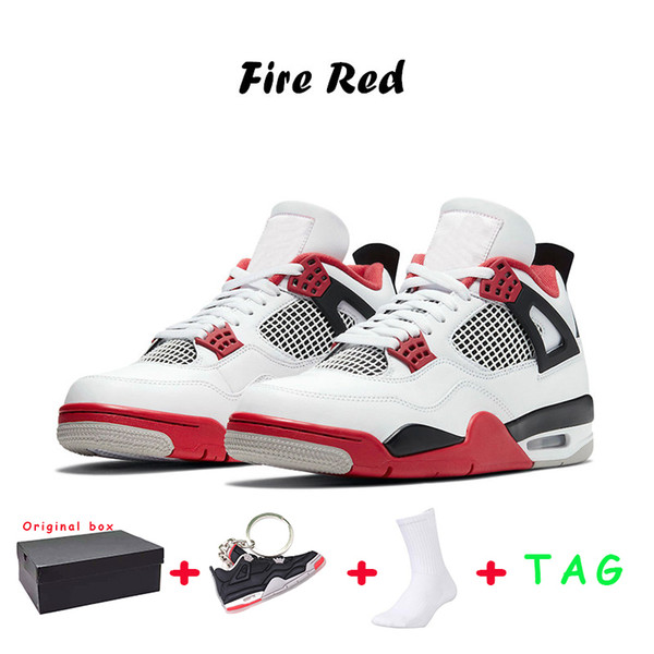 26 Fire Red