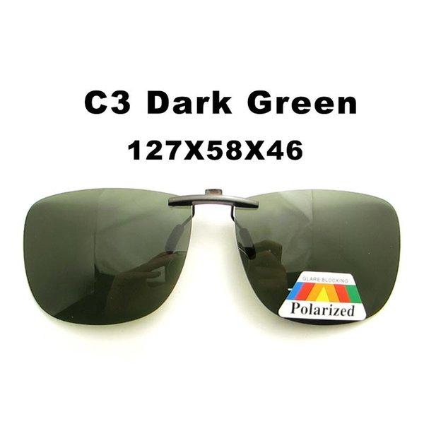 C3 Verde Scuro 127X58
