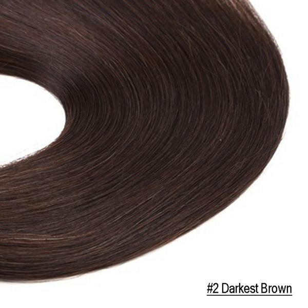 # 2 темный коричневый