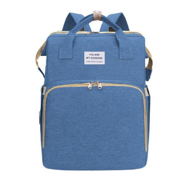 1. beşik yatak bebek bezi çantası