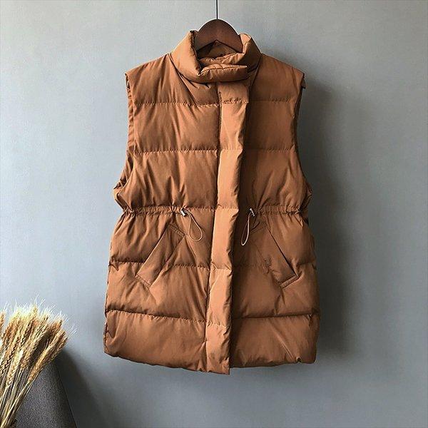 Caramel Color Vests