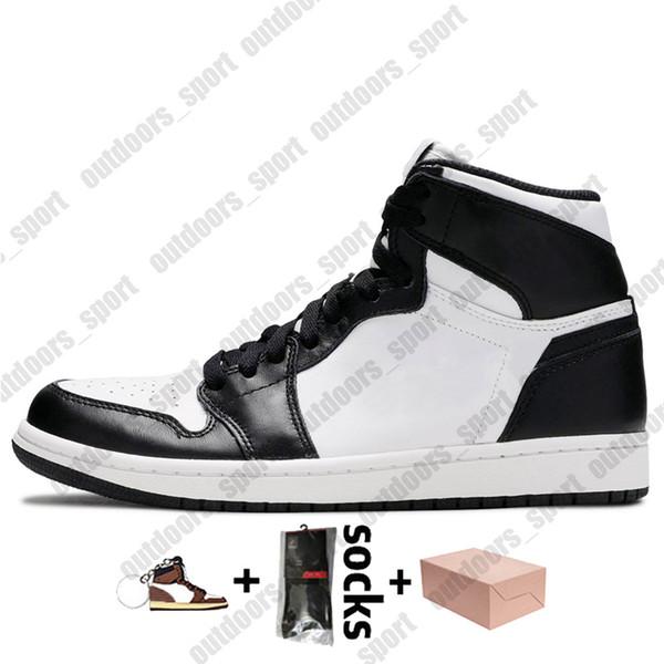 # 11 High Og Black White 36-46