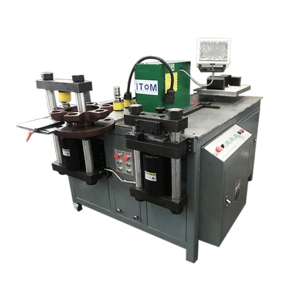 best selling High Quality Busbar Machine Manufacturers With Memory Function For Copper