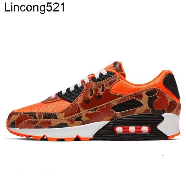 Camo Orange 36-45.