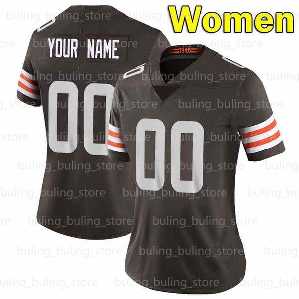 Custom 2020 New Women Jersey (B L)