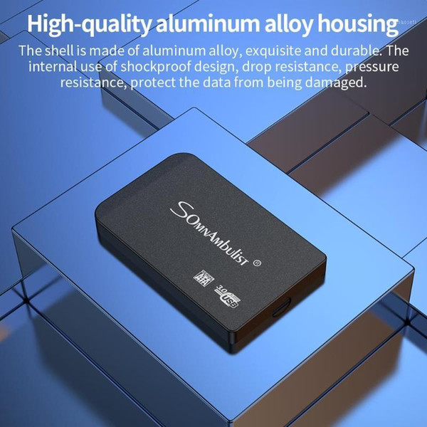 """top popular External Hard Drives Expansion HDD Drive Disk 1TB 2TB USB3.0 2.5"""" Portable Suitable For PC, Mac, Tablet, , PS41 2021"""