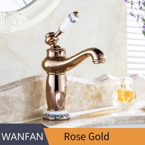 Rose Golden China