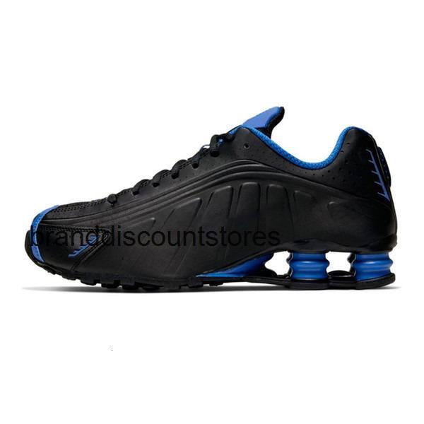 40-46 Black Bleu