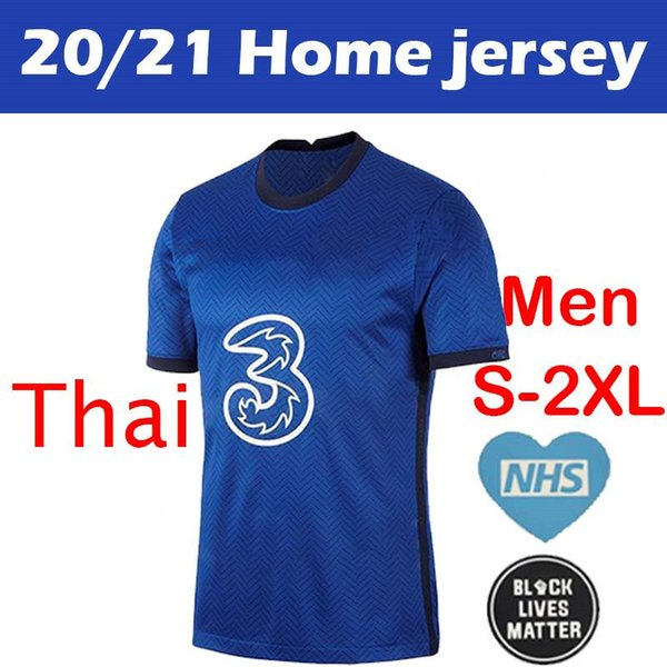 3 CFC Home NHS+BLACK patches S-2XL