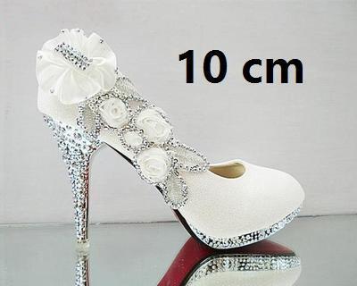 Branco 10 cm