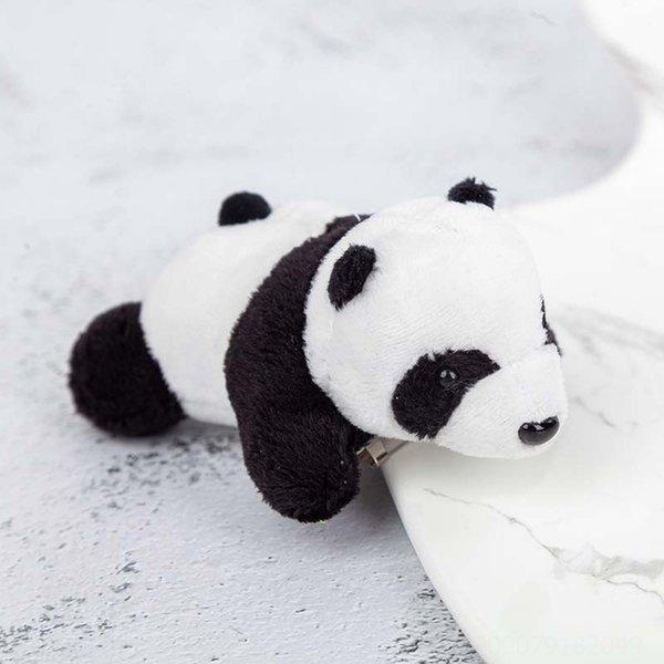 Panda no chão # 10015