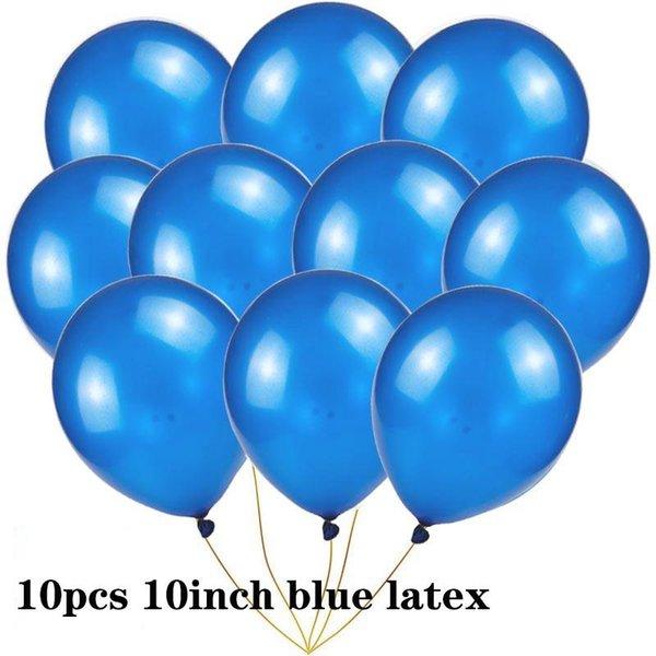 10pcs 10inch latex