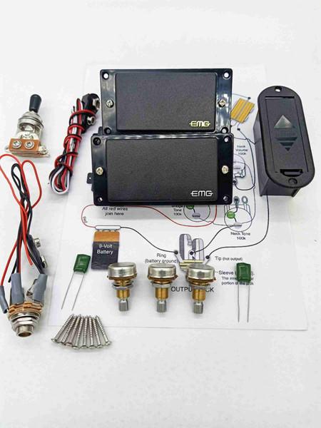 EMG 3 piece capacitance