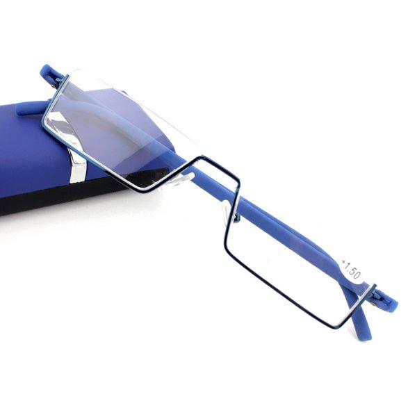 Blu con il caso