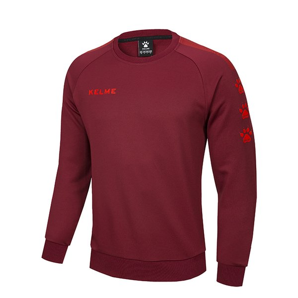 Asiatische Größe XL-Red Pullover