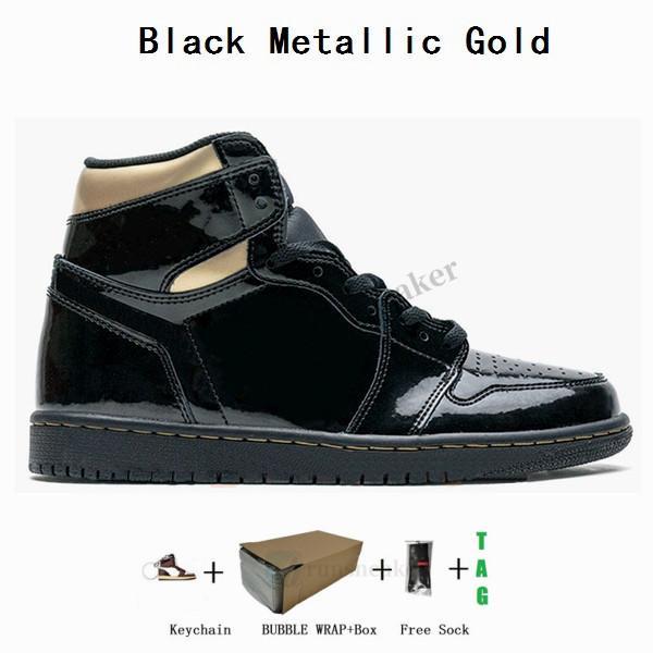 Gold Metallic Nero 1s-