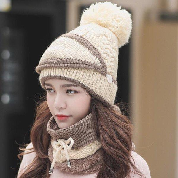 Bonnet beige