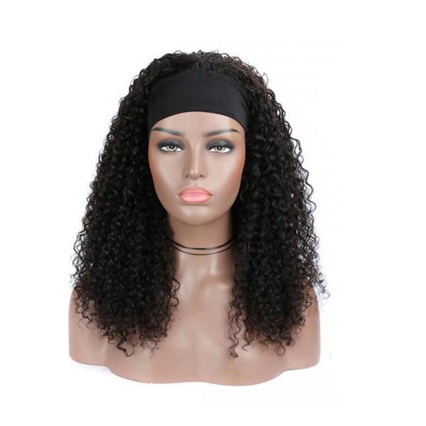 Kinky Kıvırcık İnsan Saçı