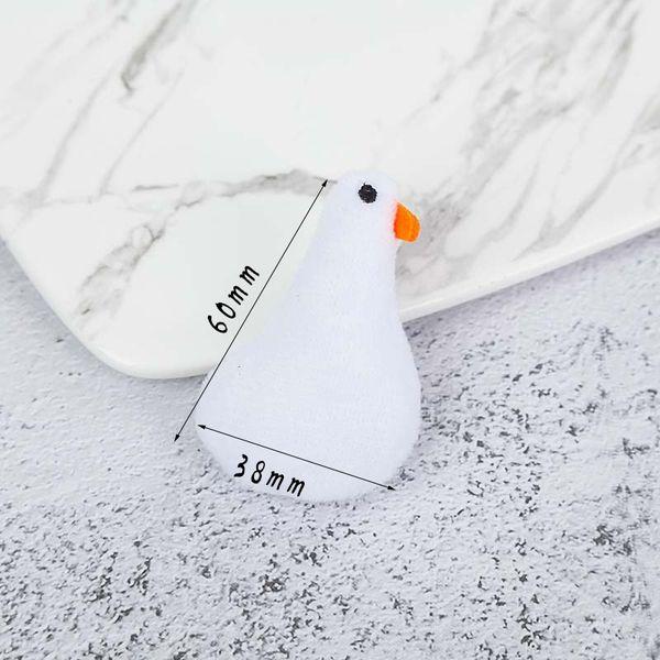 Ganso branco pequeno # 10015