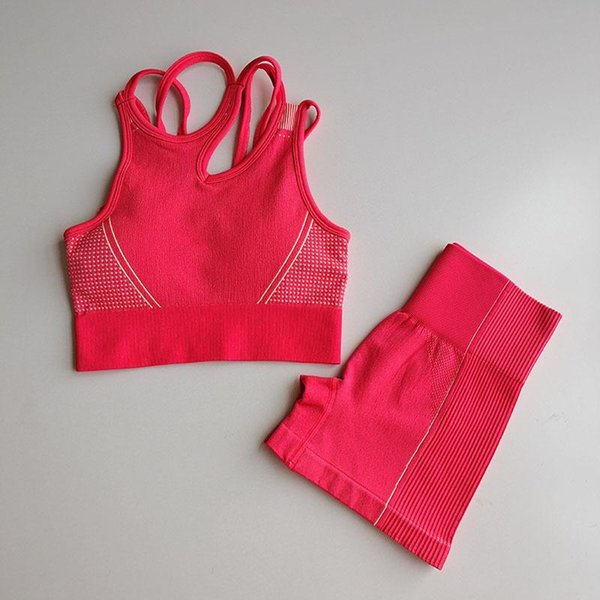 conjunto rojo