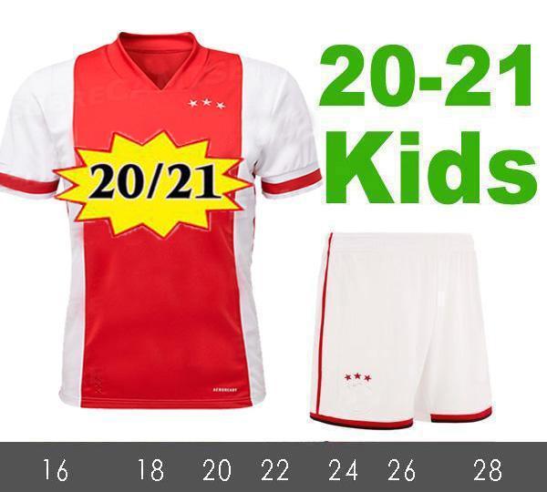 20-21 crianças em casa