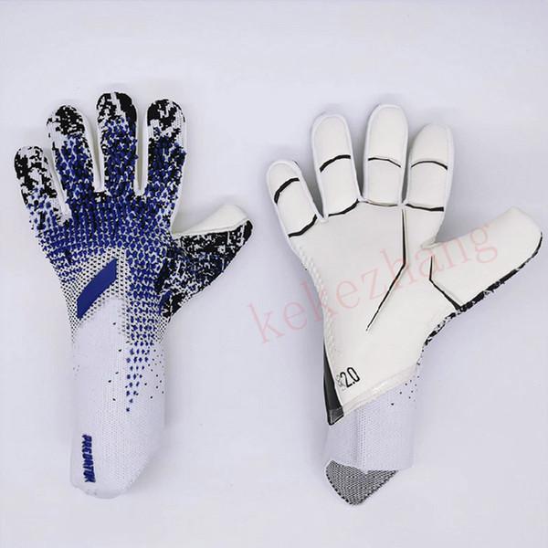 best selling Professional Child Adult Football Goalkeeper Gloves Thickness Latex Soccer Goalie Gloves