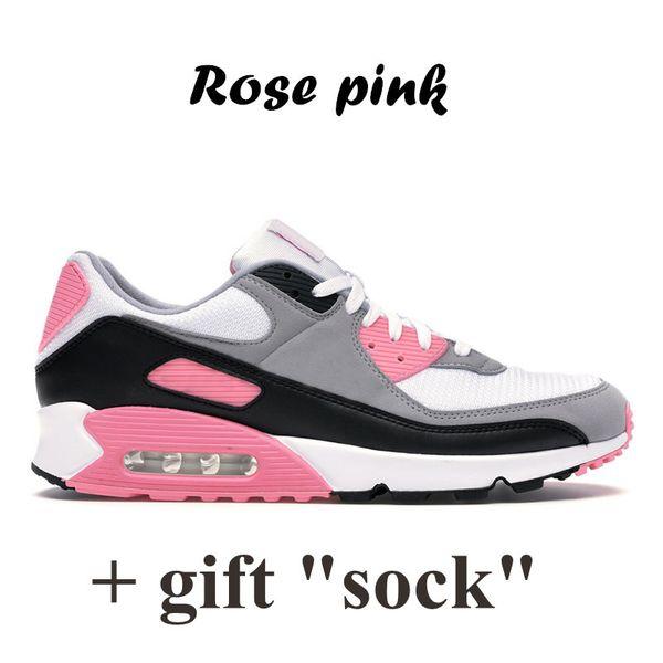 40 rose pink 36-40