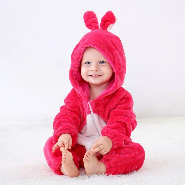 Rose Red Rabbit