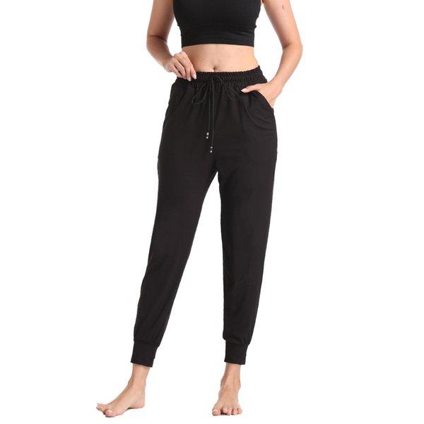 Siyah 005 yoga pantolon