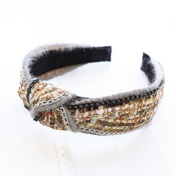 bej hairband