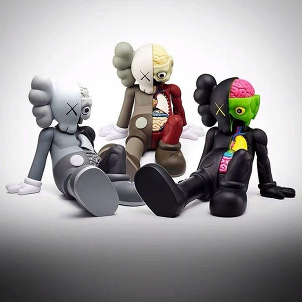 best selling HOT 28cm Mandkaws anatomical lying posture doll limited edition hand model toy doll trend around