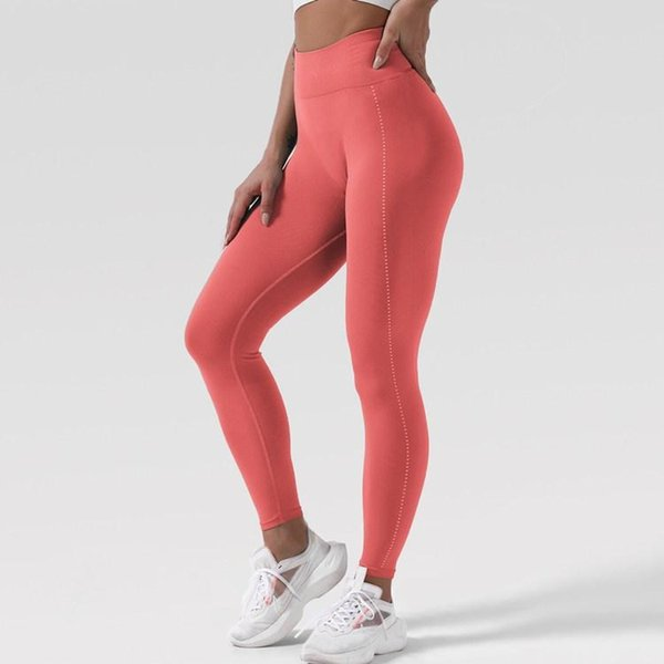 Pantalone rosa scuro