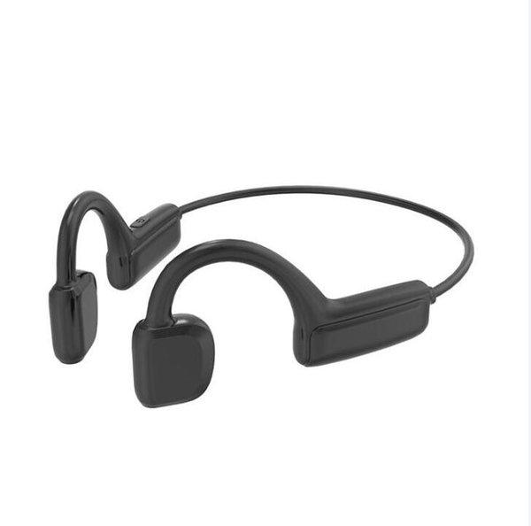 top popular Non-in-ear G1 Bone Conduction Ear-mounted Earphones Headset Wireless Sport Earphone Waterproof Headphone Auricular 11 2020