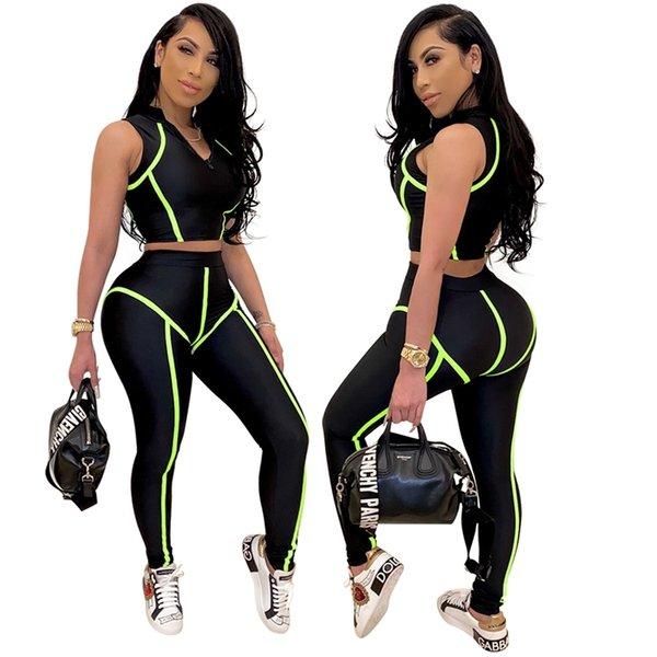 Siyah ve yeşil