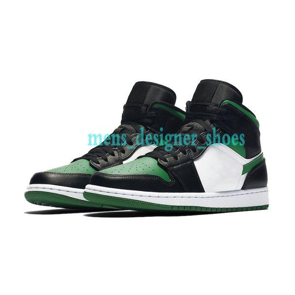 43.Green Toe