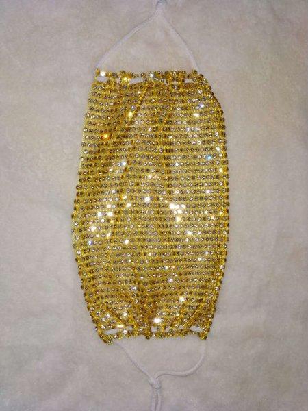 Gold-One-Größe # 38813
