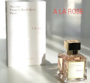 A la rosa