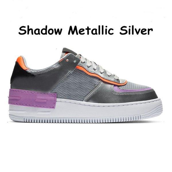 15 Schattenmetallic Silber 36-45