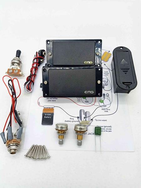 EMG 2 piece capacitance