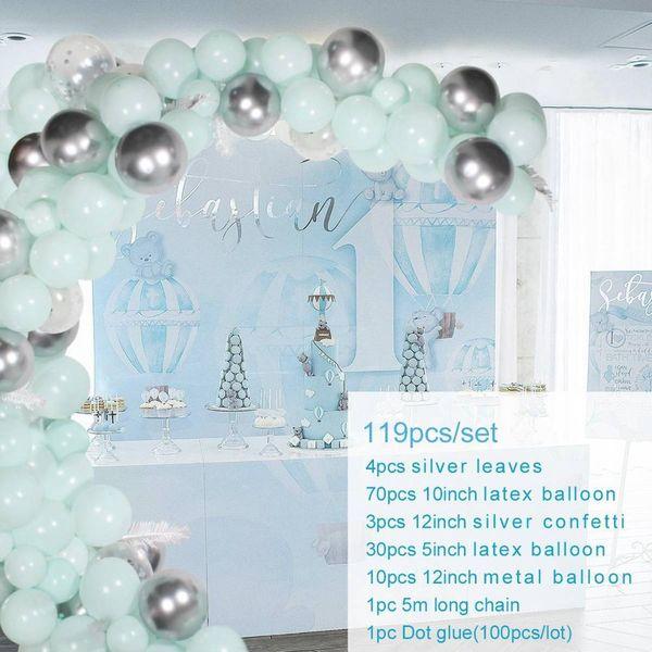 Balloon Chain 7