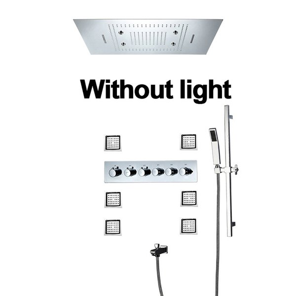 LED 빛이없는 수평