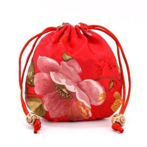 الأحمر الصين 10x11cm