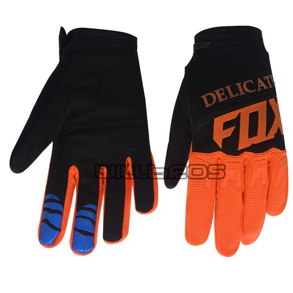 Orange Noir-XL