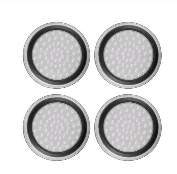 Прозрачный черный круг