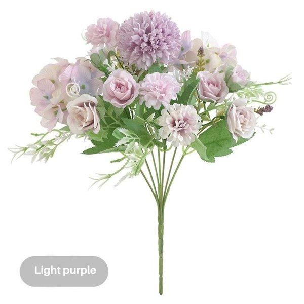 Light Rose púrpura