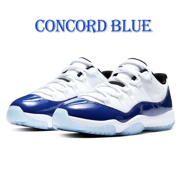 11s 5.5-13 Concord Blue