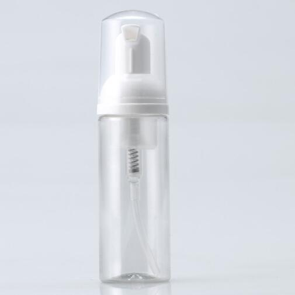 30ml transparent + pompe blanc