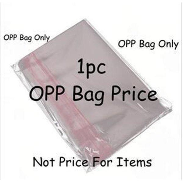 Мешки Opp только (доставка по Epacket))