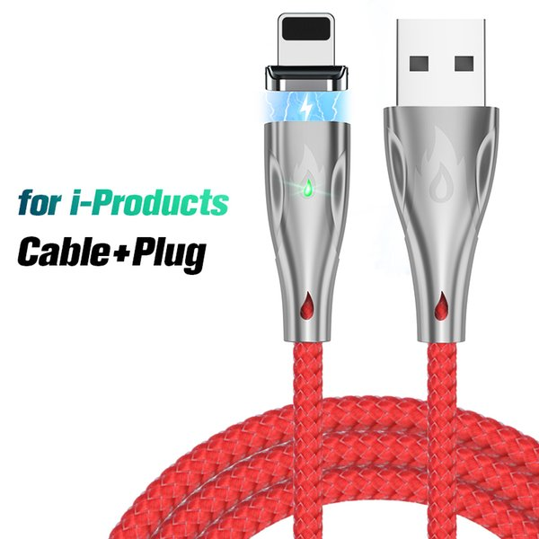 for Ios Red Cable